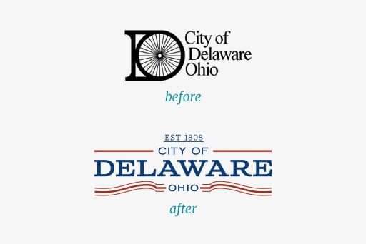 City of Delaware Logo