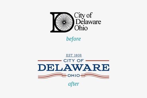 City of Delaware Logo