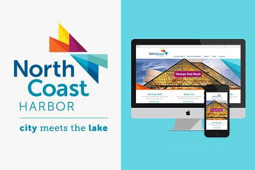 North Coast Harbor Logo and Website