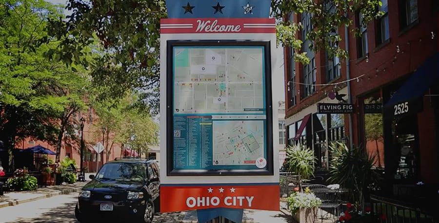 Ohio City Signage