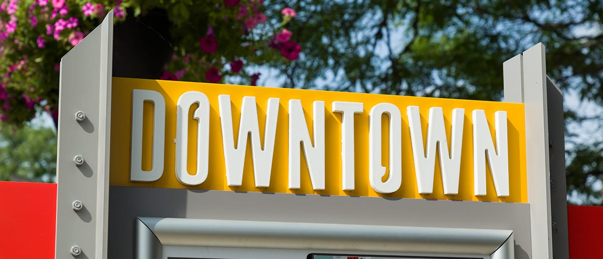 City of Kent Branding and Wayfinding