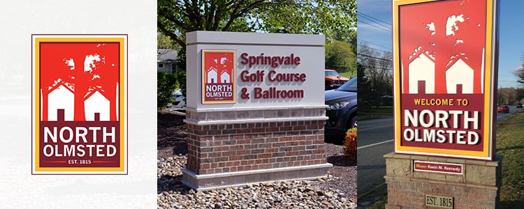 Brands for Signage - North Olmsted