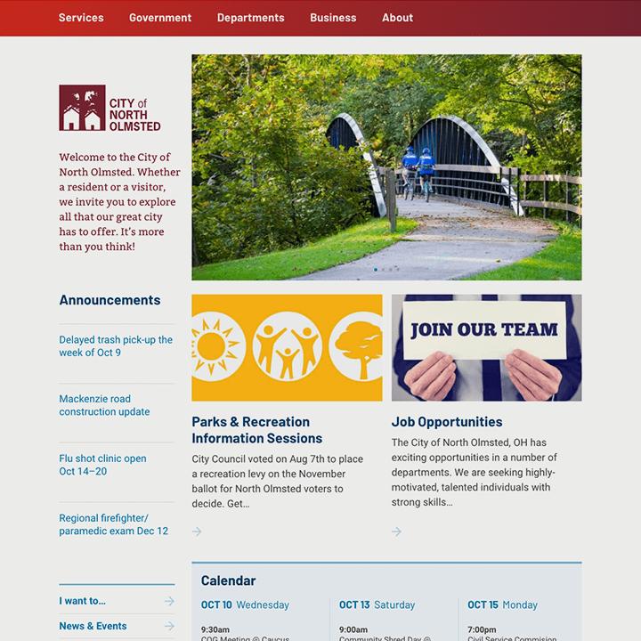 Great Website Design - Feature